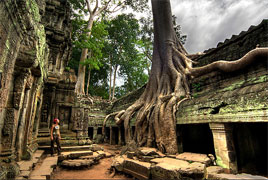Angkor Wat Tour Around, Cambodia - 4 Days
