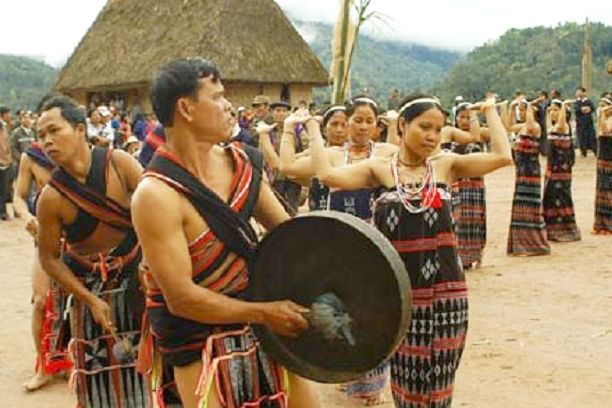 Brau Tribes in Vietnam
