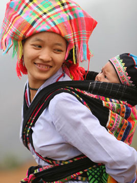 Khang People in Vietnam