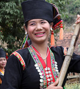 Kho-Mu People in Vietnam