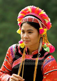 La Hu People in Vietnam