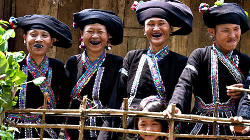 Lao People in Lai Chau Vietnam
