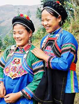 Phu La People in Vietnam