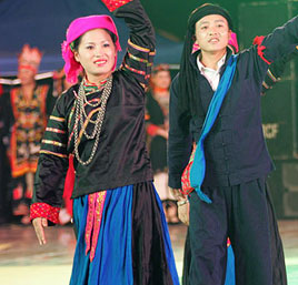 Pu Peo People in Vietnam