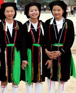 San Diu People in Vietnam