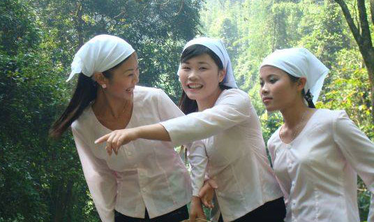 Tho Tribes in Vietnam