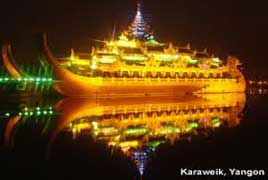 Burma & the Irrawaddy River - 7 Days