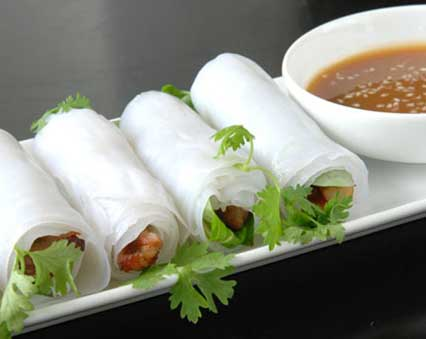 Grilled Beef Rolls