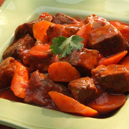 Fragrant Beef Stew