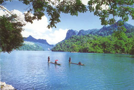 Ba Be National Park - Carp Fishing Vietnam Package