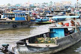 Mekong Delta River Cruise Trip - 3Days