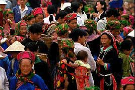 Sapa Trip and Cancau Market - 3days ( Start on Friday only)