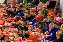 Sapa Trip and Bac Ha Market - 3Days ( Start on Saturday only)