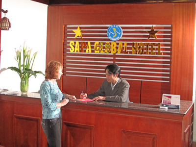 Sapa Global Hotel-2 star