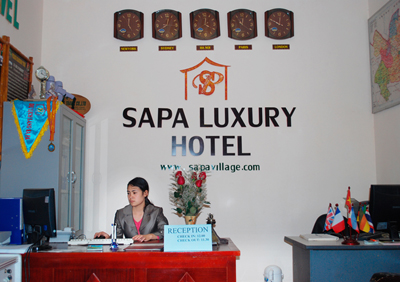 Sapa Luxury Hotel - 2 star