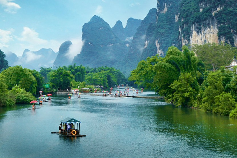 Yangshuo-Yulong-River