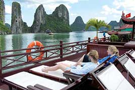 halong bay family holiday