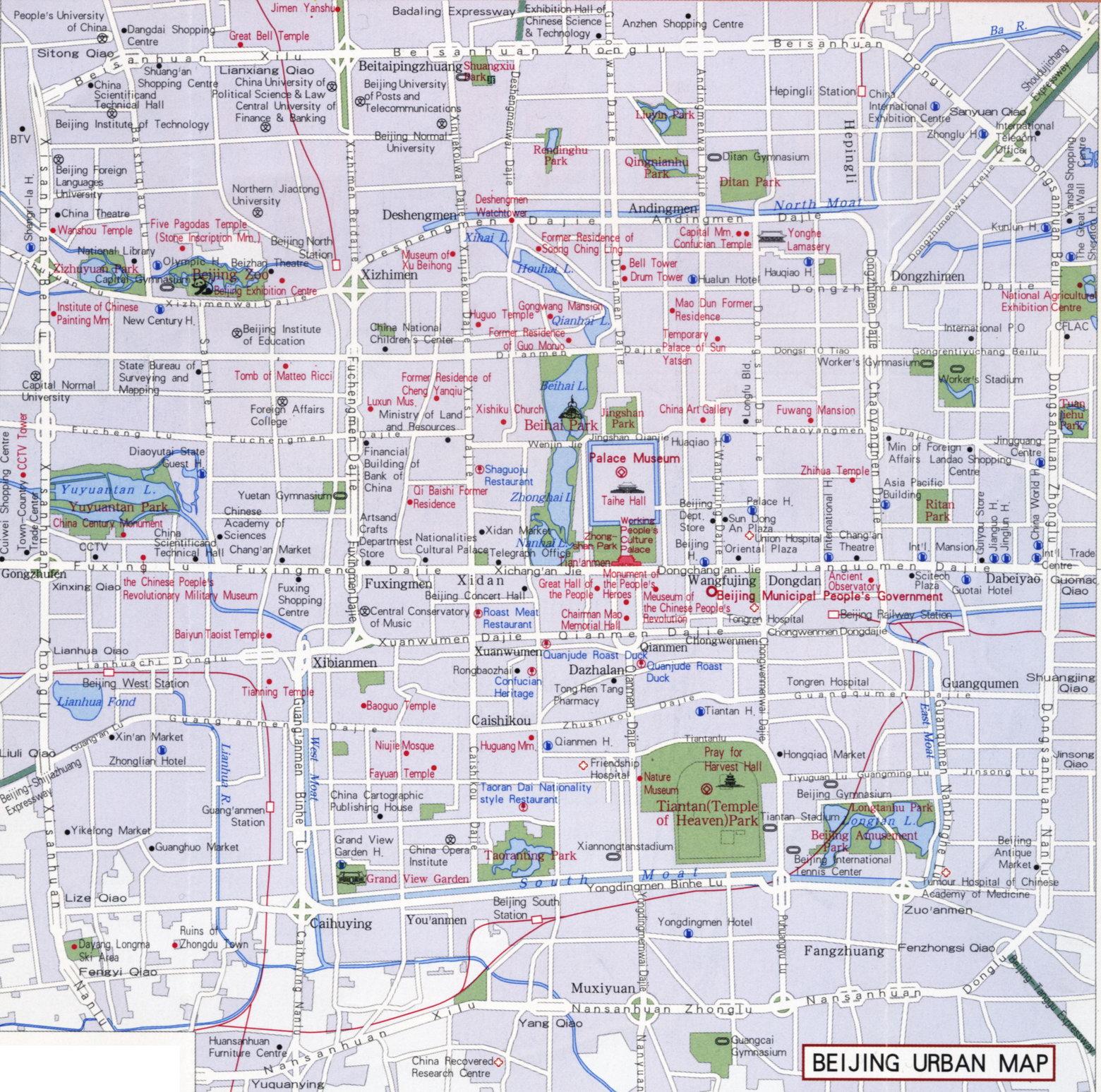 China Maps China Travel Map Southeast Asia Map