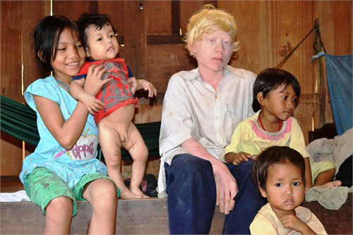 Co-Tu People in Vietnam