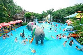 Ho Chi Minh fun for family tour